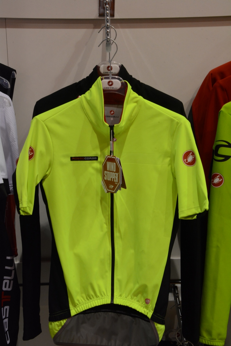 Maillot Castelli Perfetto Ligth.