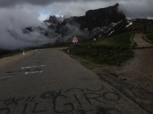 Passo Giau. Dolomitas