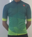 Maillot Fluso. Castelli Cycling