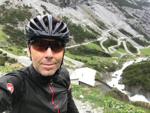 Chubasquero Idro. Castelli Cycling