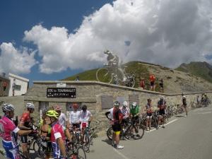 Col de Tourmalet. Castelli Cycling