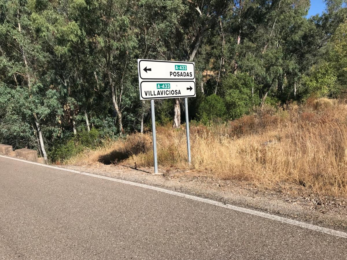 Sierra de Hornachuelos.
